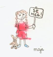 Maja-tegning